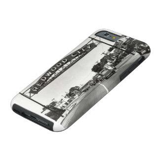 Coque Tough iPhone 6 Anniversaire de Redwood City 150th