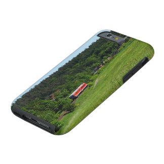 Coque Tough iPhone 6 Automotrice avec le champ de pré