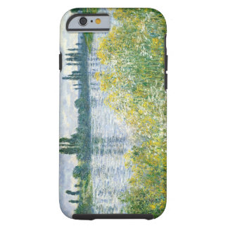 Coque Tough iPhone 6 Banques de Claude Monet | de la Seine, Vetheuil,