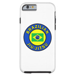 Coque Tough iPhone 6 Brésilien Jiu Jitsu