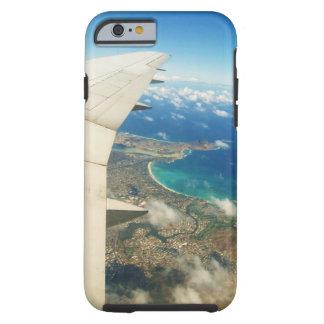 Coque Tough iPhone 6 Cas de téléphone de transports aériens