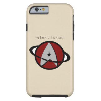 Coque Tough iPhone 6 Cas de téléphone portable d'image de l'espace
