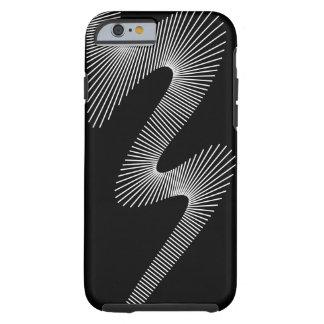 Coque Tough iPhone 6 cas déséquilibré de téléphone portable de l'iPhone