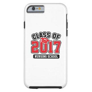 Coque Tough iPhone 6 Classe des soins 2017