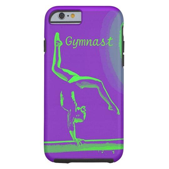 coque gymnastique iphone 6