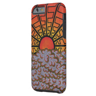 Coque Tough iPhone 6 Couché de soleil