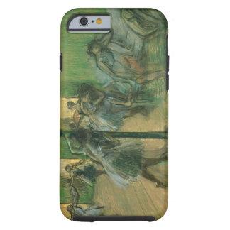 Coque Tough iPhone 6 Danseurs d'Edgar Degas | préparant