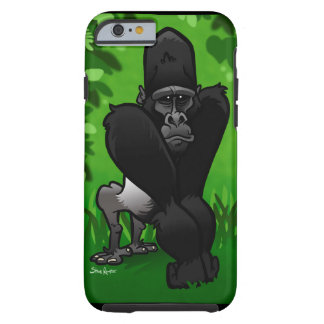 Coque Tough iPhone 6 Gorille de Silverback