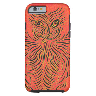 Coque Tough iPhone 6 Hibou
