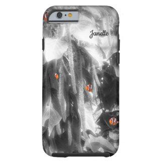 Coque Tough iPhone 6 iPhone 6/6s, cas dur de téléphone avec des