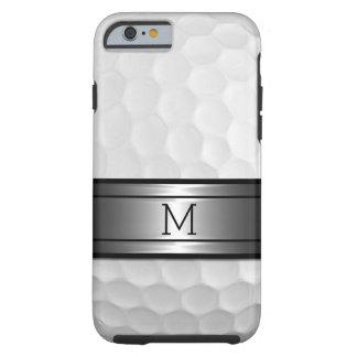 Coque Tough iPhone 6 La boule élégante faite sur commande de sport de