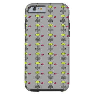 Coque Tough iPhone 6 L'image Iphone 6, couverture de panier de golf de