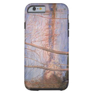 Coque Tough iPhone 6 Matin d'hiver d'Alfred Sisley |