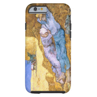 Coque Tough iPhone 6 Midi de Vincent van Gogh |, la sièste, après