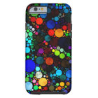 Coque Tough iPhone 6 Motif abstrait Bling iPhone6 dur