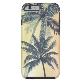 Coque Tough iPhone 6 Palmettes tropicales