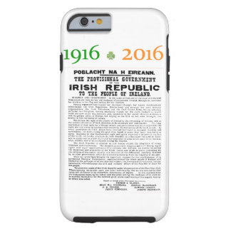 Coque Tough iPhone 6 Pâques se levant forme commémorative du téléphone