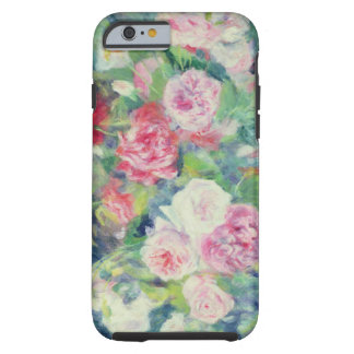 Coque Tough iPhone 6 Pierre roses 2 de Renoir un |