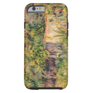 Coque Tough iPhone 6 Pierre un cabine de Renoir | dans une clairière