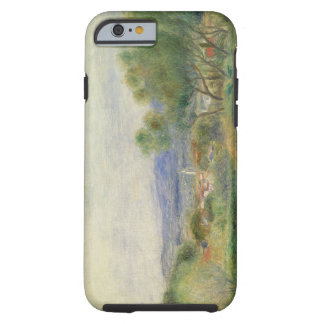 Coque Tough iPhone 6 Pierre une vue de Renoir | de La Seyne, Provence