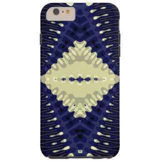Coque Tough iPhone 6 Plus abstract pattern art