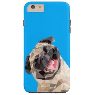 Coque Tough iPhone 6 Plus Beau chien de balais