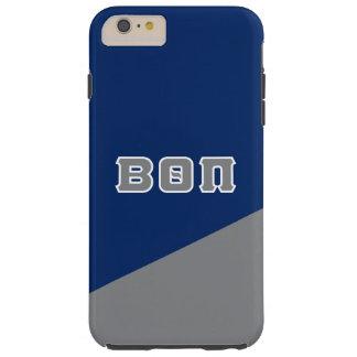 Coque Tough iPhone 6 Plus Bêtas lettres de Grec du thêta pi |