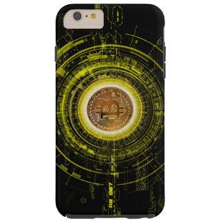 Coque Tough iPhone 6 Plus Bitcoin
