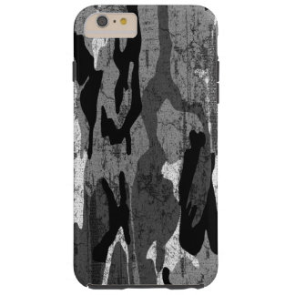 Coque Tough iPhone 6 Plus Camo arctique affligé