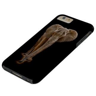 Coque Tough iPhone 6 Plus Cas plus de l'iPhone 6 durs d'éléphant de Bush