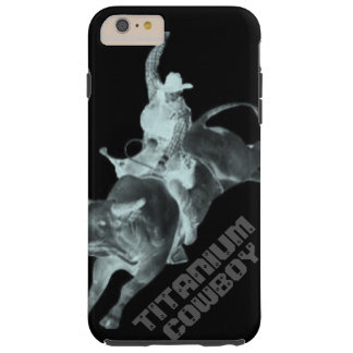 Coque Tough iPhone 6 Plus Cas TITANIQUE de COWBOY