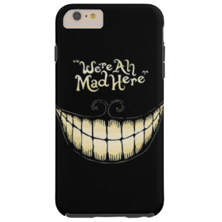 Coque Tough iPhone 6 Plus chat de Cheshire