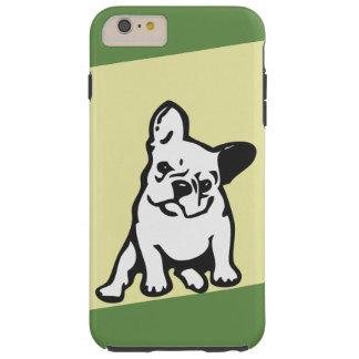 Coque Tough iPhone 6 Plus chien de taureau