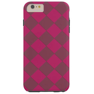 Coque Tough iPhone 6 Plus Contrôleurs colorés - framboise