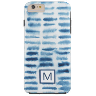 Coque Tough iPhone 6 Plus Copie d'aquarelle d'Indigio