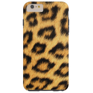 Coque Tough iPhone 6 Plus Fourrure de Jaguar