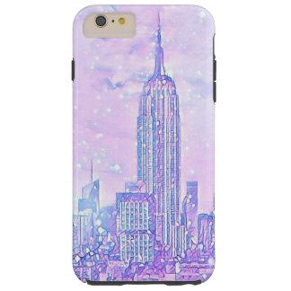 Coque Tough iPhone 6 Plus iPhone 6/6s de la vie de ville plus le cas de