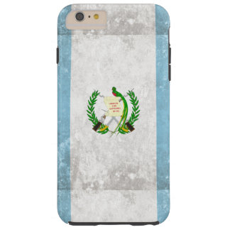 Coque Tough iPhone 6 Plus Le Guatemala