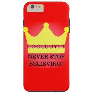Coque Tough iPhone 6 Plus Le premier cas de téléphone
