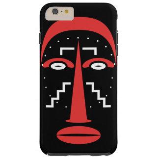 Coque Tough iPhone 6 Plus Masque de Ligbi