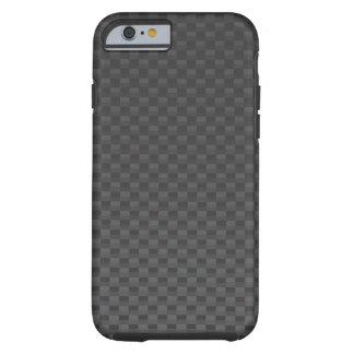 Coque Tough iPhone 6 polymère Carbone-fibre-renforcé