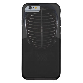 Coque Tough iPhone 6 Portrait d'un escrimeur 5 de Kendo
