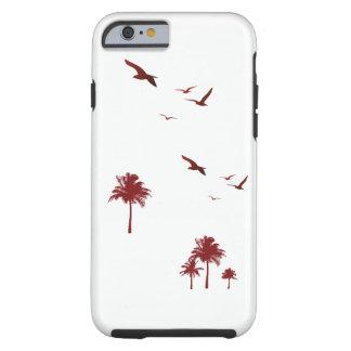 Coque Tough iPhone 6 Tropical