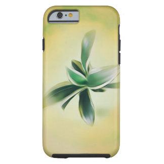 Coque Tough iPhone 6 Usine de serpent, cas dur mélangé de l'iPhone 6/6s