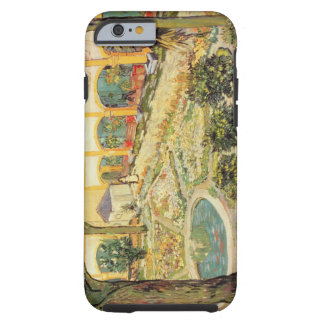 Coque Tough iPhone 6 Vincent van Gogh | le jardin d'asile chez Arles