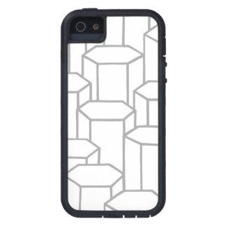 Coque Tough Xtreme iPhone 5 Colonnes hexagonales