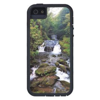 Coque Tough Xtreme iPhone 5 Se d'iPhone + iPhone 5/5S avec l'image de cascade