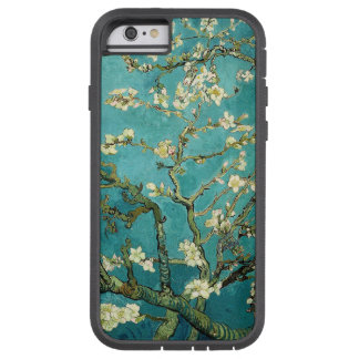 Coque Tough Xtreme iPhone 6 Arbre d'amande de floraison Van Gogh floral