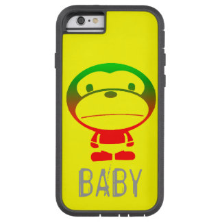 COQUE TOUGH XTREME iPhone 6 BÉBÉ DE RASTA
