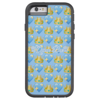 Coque Tough Xtreme iPhone 6 Caisse (bleue) de téléphone de l'iPhone 6/6s de